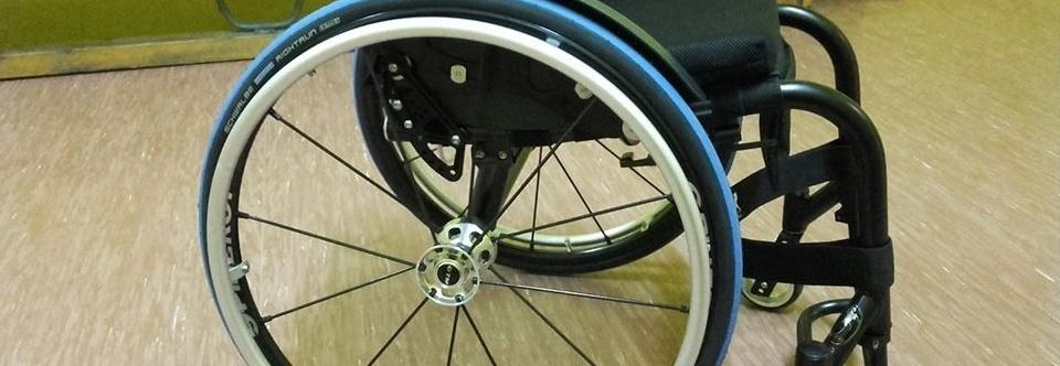 Aktywny wózek dla aktywnego sportowca