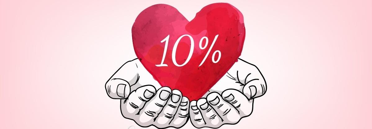 Rozwój projektu - 10% zysków zawsze na cele charytatywne