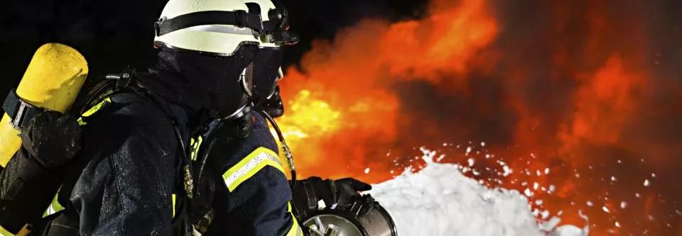 Pomoc po pożarze w Kobyłce