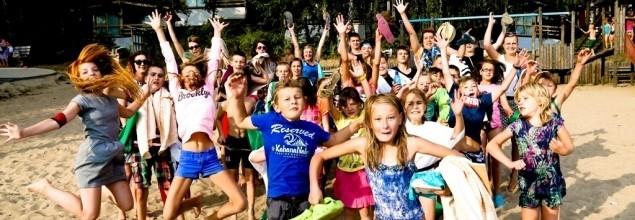 Junior Camp to nauka i zabawa,które niosą dzieciom radość!