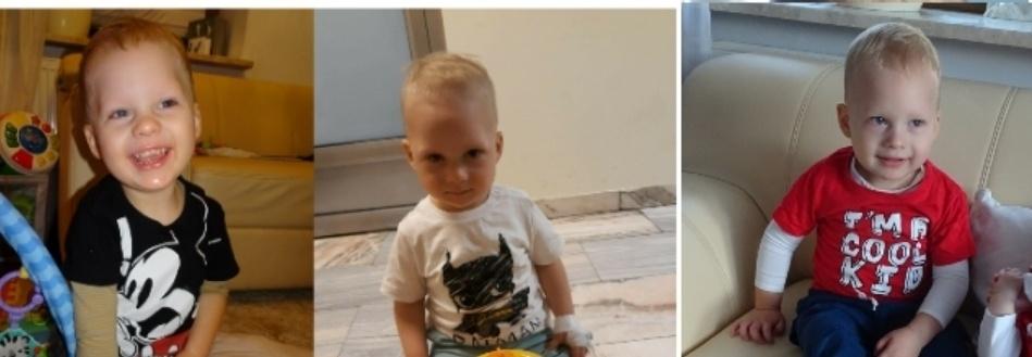 Leczenie za granicą - jedyna szansa dla Ignasia