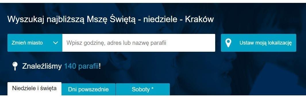 DoKosciola.pl - utrzymanie serwisu