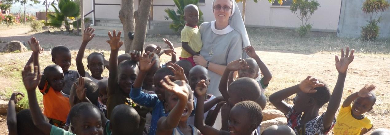 Dzieci w afrykańskim Buturu nie mają przedszkola