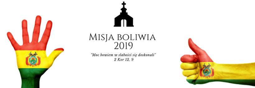 Misja Boliwia 2019
