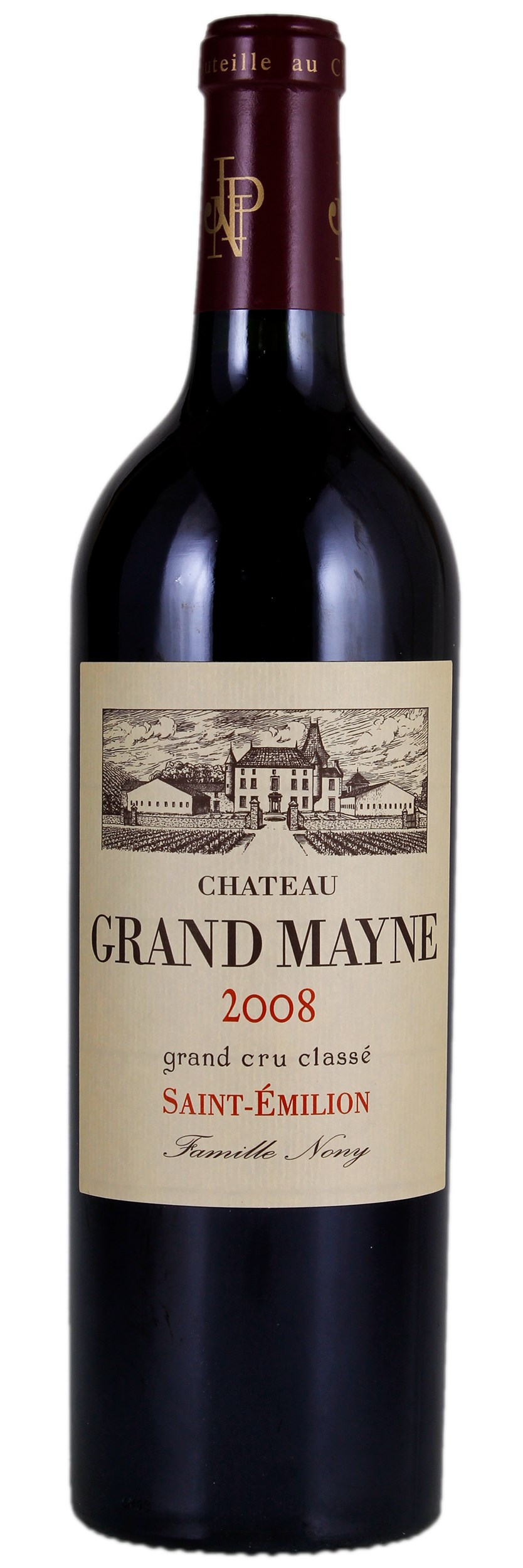 Chateau Grand Mayne 2008