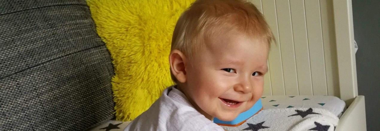Na rehabilitację i leczenie olejem CBD Kacperka z Dziecięcym Porażeniem Mózgowym!