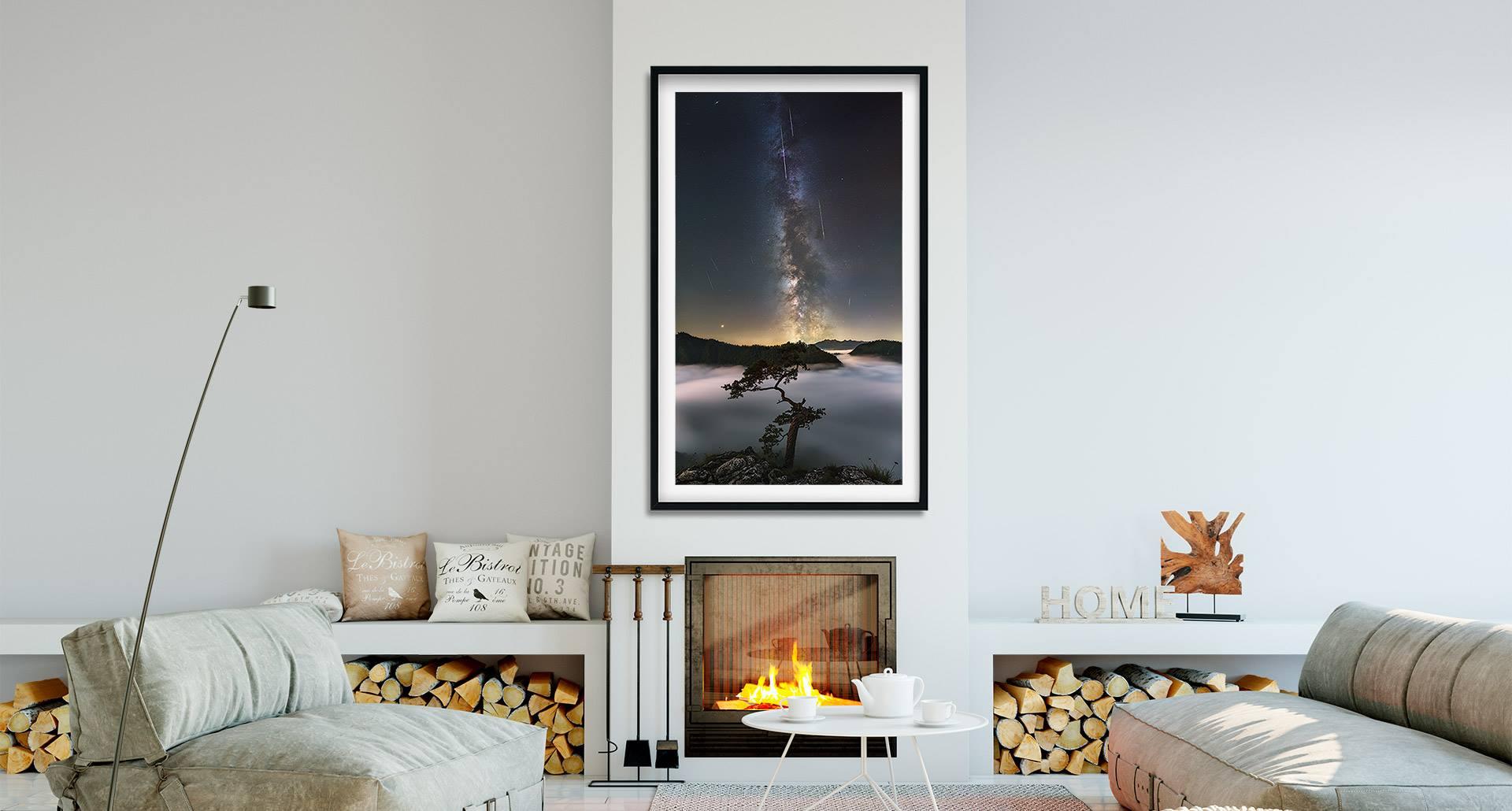 Wydruk Fine-Art od astrography.com