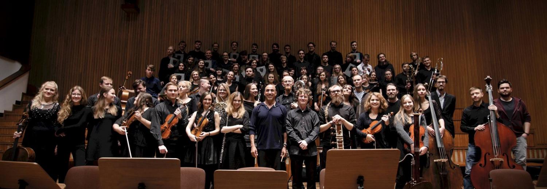 Koncert Heroes Orchestra w Studio Koncertowym Polskiego Radia