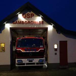 OSP w Samborowicach