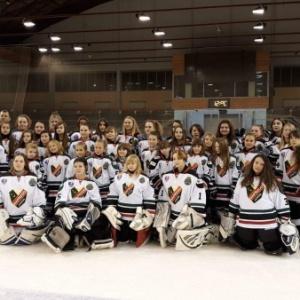 Klub Hokeja na Lodzie Kobiet Kojotki Naprzód Janów