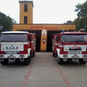 Ochotnicza Straż Pożarna W Moszczance