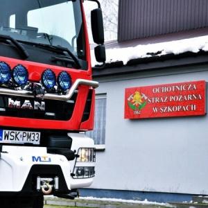 Ochotnicza Straż Pożarna w Szkopach